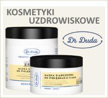 kosmetyki uzdrowiskowe dr duda