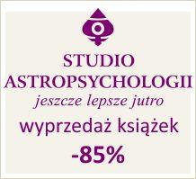 wyprzedaż książek studioastropsychologii -85%