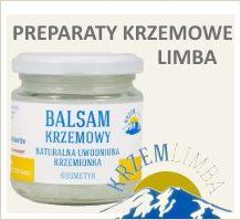 preparaty krzemowe limba balsam krzemowy