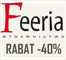 wydawnictwo feeria -40% rabatu
