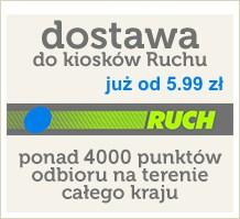 dostawa ruch od 5.99 dobreksiazki.pl